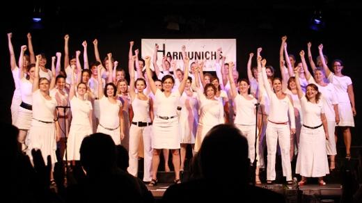 Die Harmunichs eröffnen ihr Jubiläumskonzert
