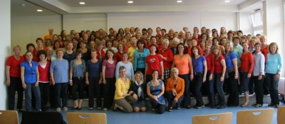 Sweet Adelines Workshop 2009 Stuttgart